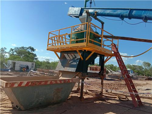 drilling waste management system
