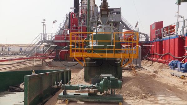 Zero Discharge Drilling Waste Management equipment